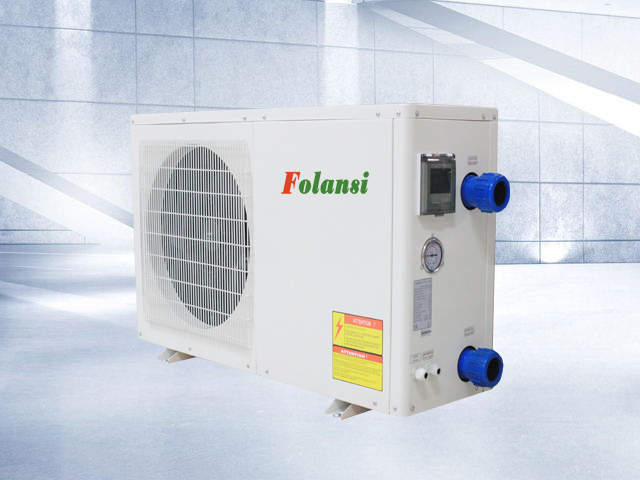 7-15Kw heating capacity Swimming pool heat pump
