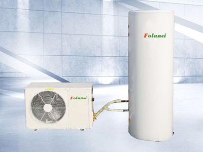 Air To Water Heat Pump Water Heater Split Series